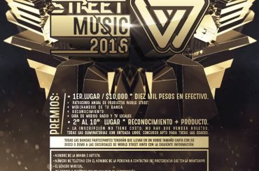 WORLD STREET MUSIC 2016