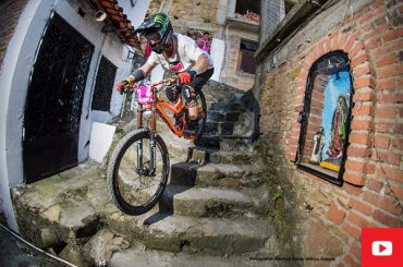 Monster Energy Down Hill Taxco 2016