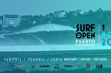Surf Open Puerto Escodido 2017