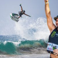 Abraham Hochstrasser campeón del Monster Energy Freeride Series!