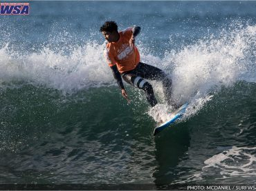 REY HERNANDEZ en WSA (Western Surfing Association)